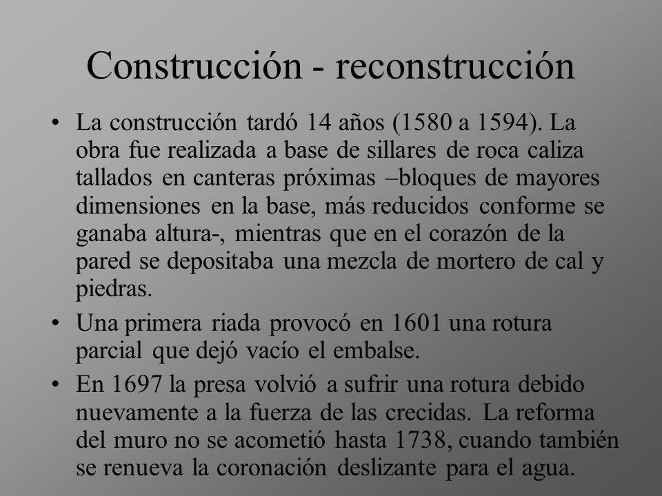 Construcción - reconstrucción