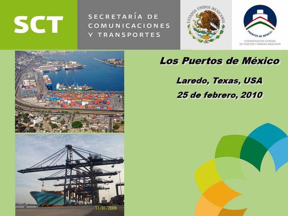 Los Puertos de México Laredo, Texas, USA 25 de febrero, 2010