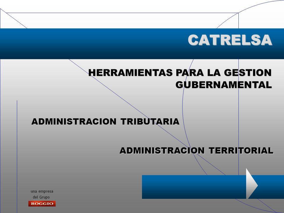 CATRELSA HERRAMIENTAS PARA LA GESTION GUBERNAMENTAL
