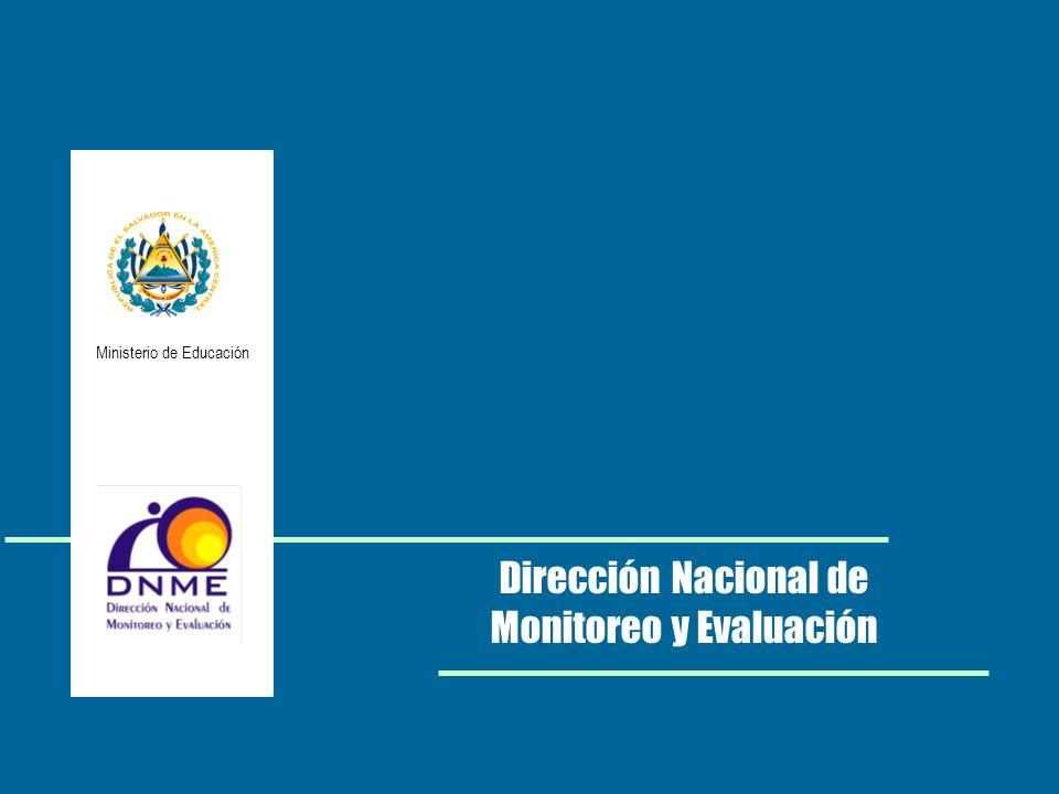 Dirección Nacional de Monitoreo y Evaluación