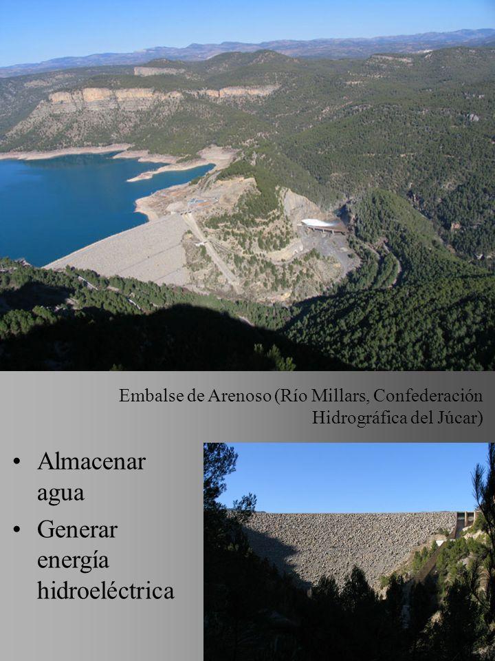 Generar energía hidroeléctrica