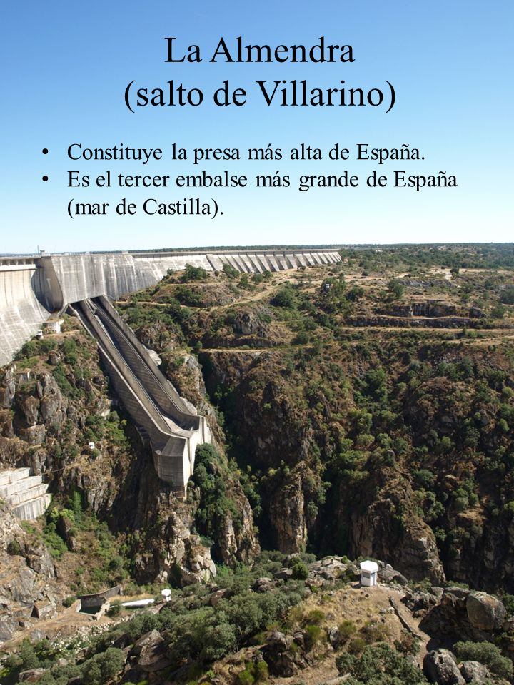 La Almendra (salto de Villarino)