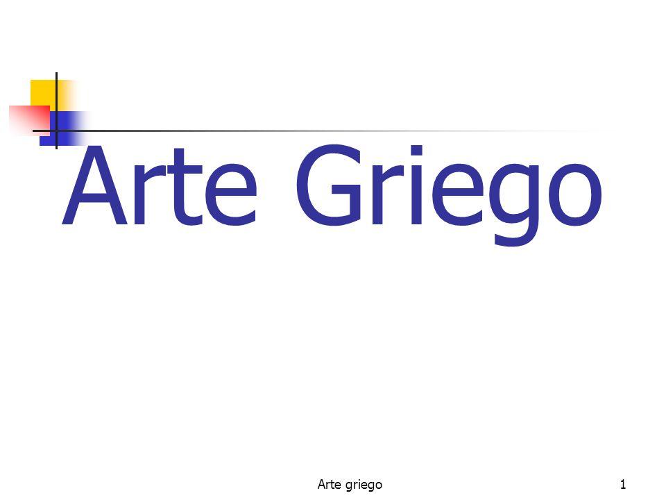 Arte Griego Arte griego