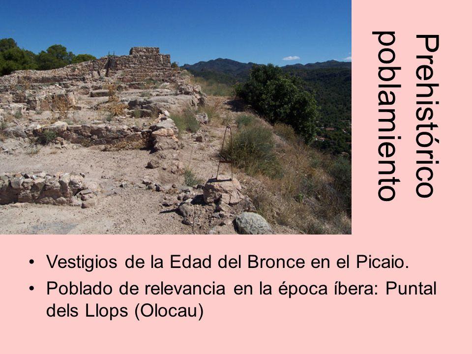 Prehistórico poblamiento