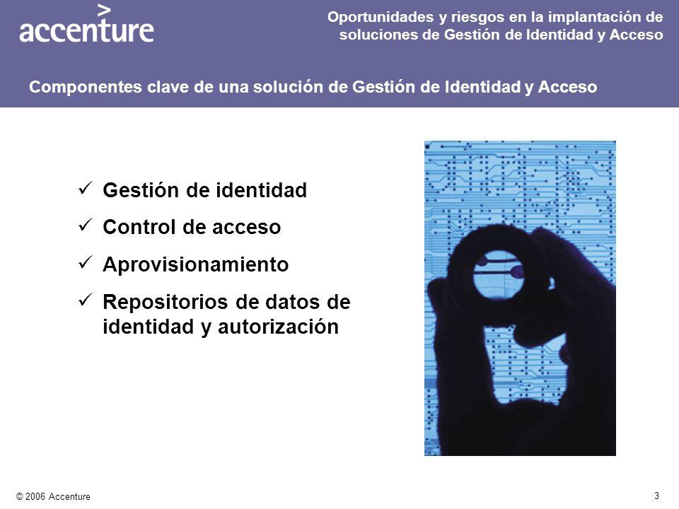 Repositorios de datos de identidad y autorización