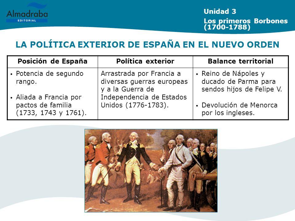 LA POLÍTICA EXTERIOR DE ESPAÑA EN EL NUEVO ORDEN