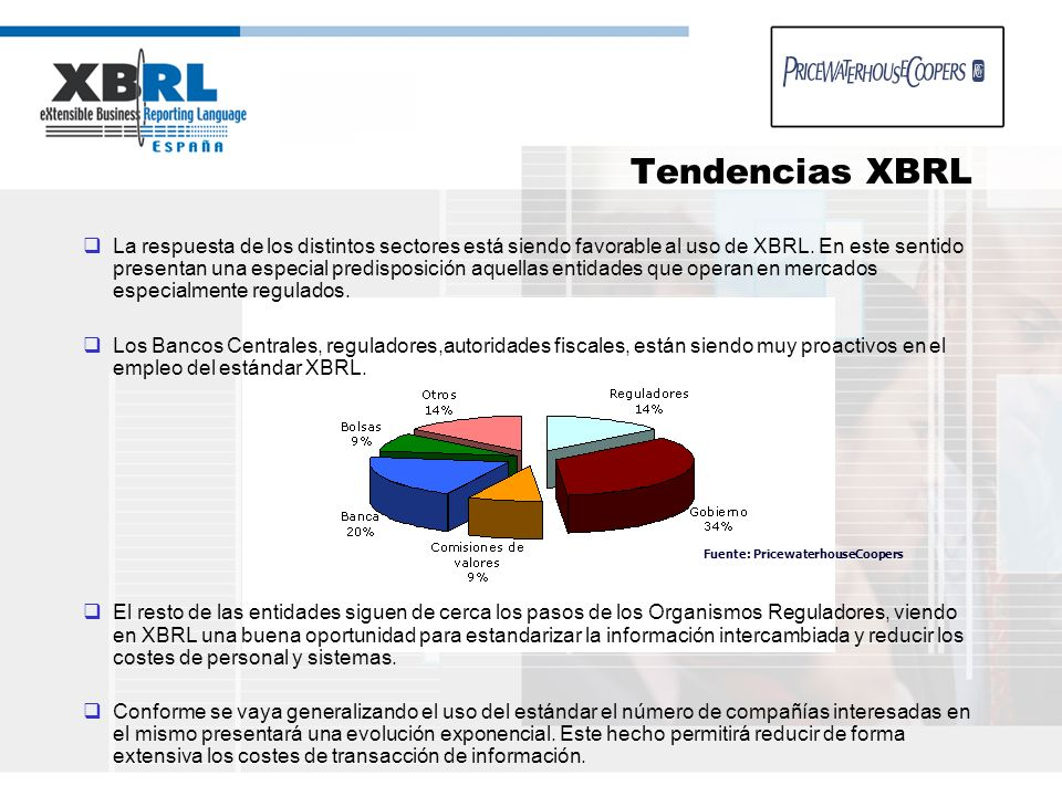 Tendencias XBRL