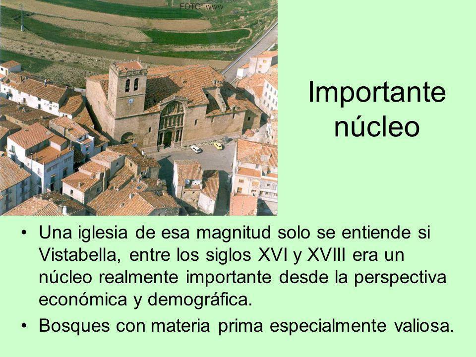 FOTO: www Importante núcleo.