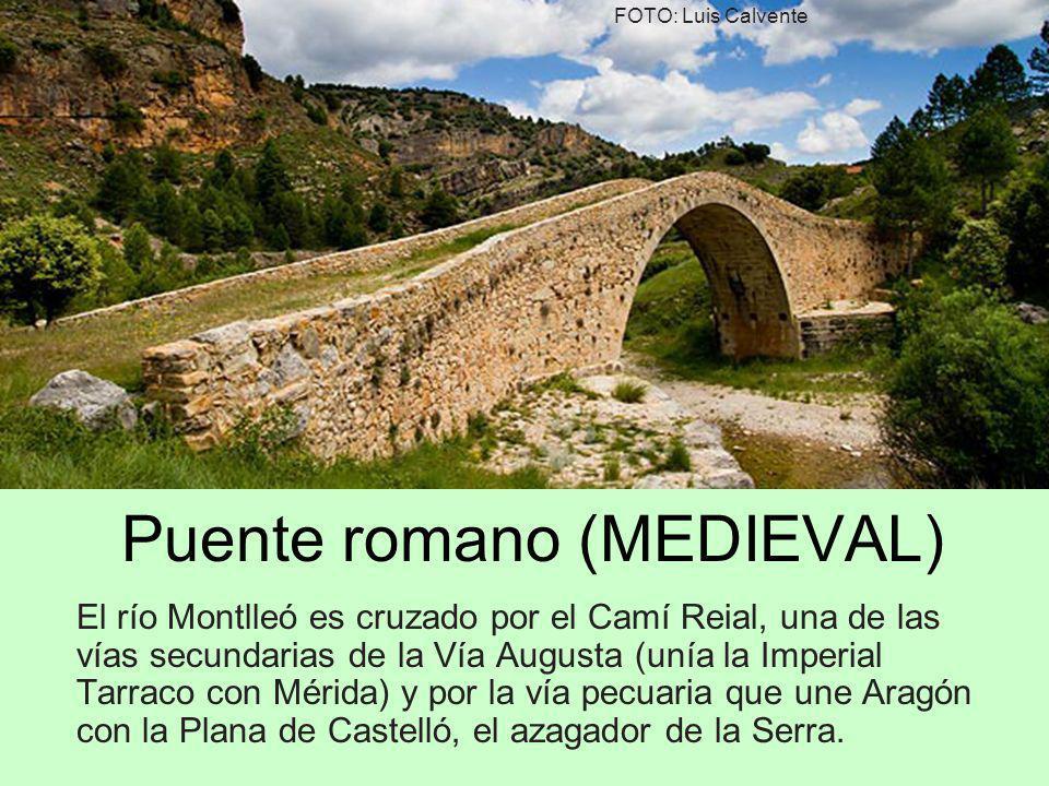 Puente romano (MEDIEVAL)