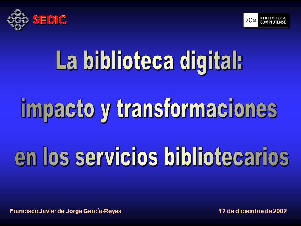La biblioteca digital: impacto y transformaciones