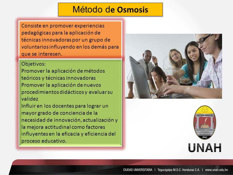 Método de Osmosis