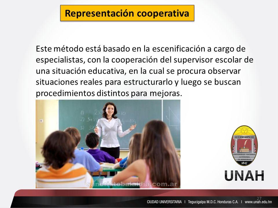 Representación cooperativa
