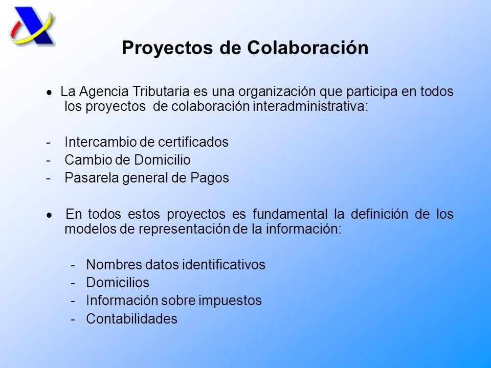 Proyectos de Colaboración