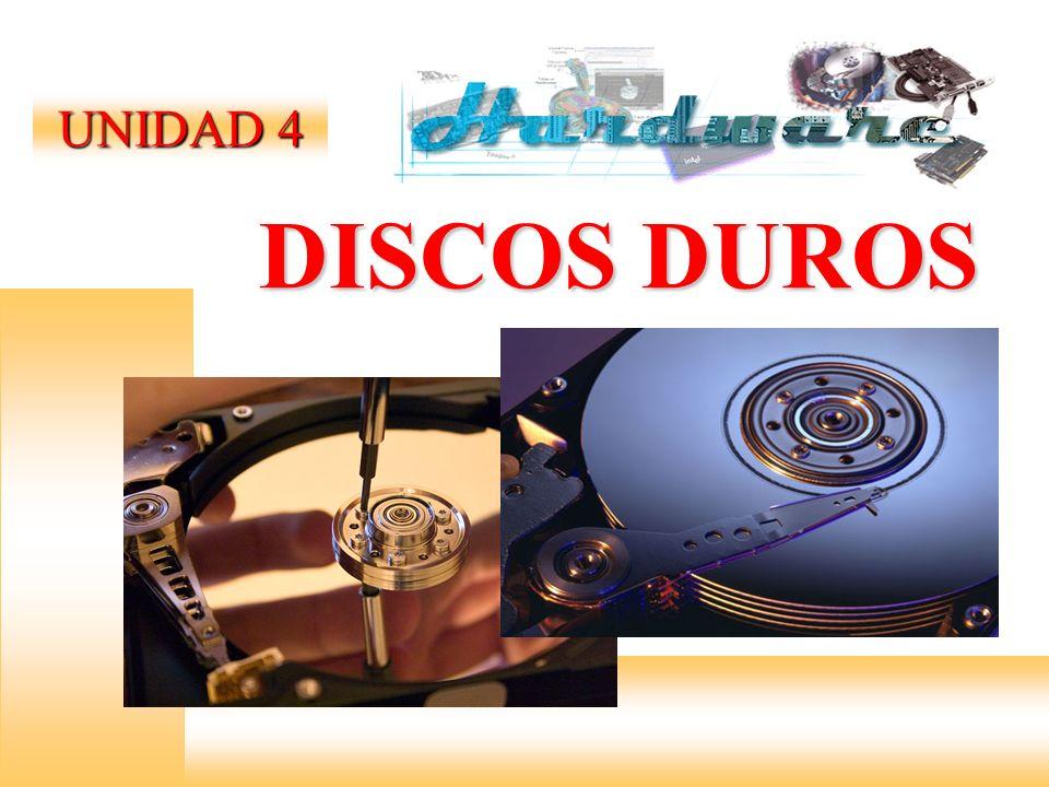 UNIDAD 4 DISCOS DUROS
