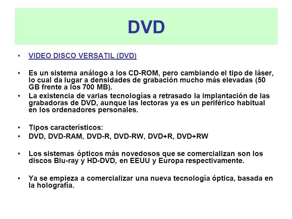 DVD VIDEO DISCO VERSATIL (DVD)
