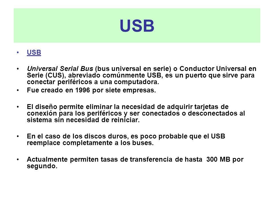 USB USB.