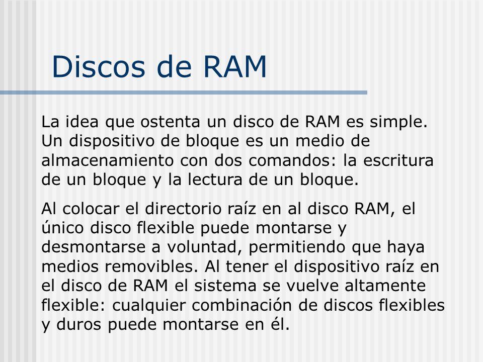 Discos de RAM
