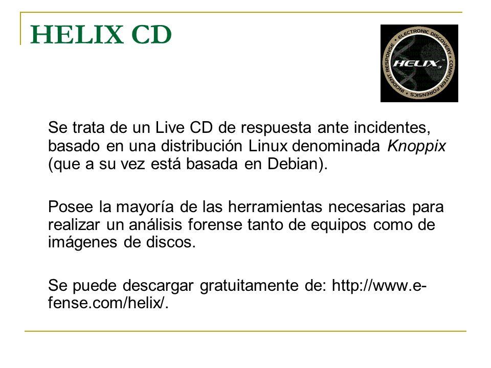 HELIX CD