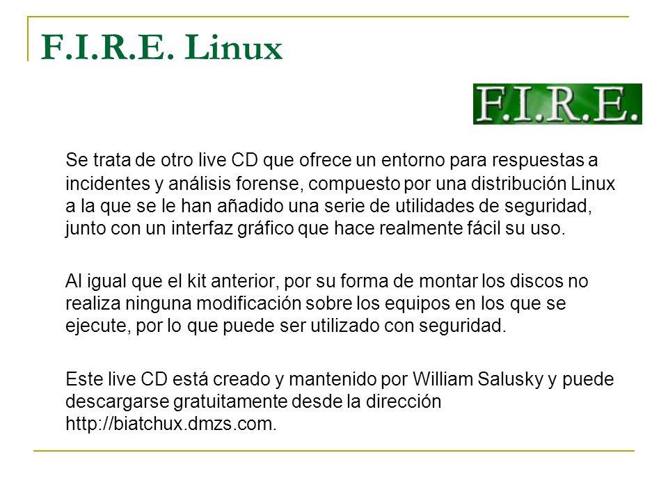 F.I.R.E. Linux