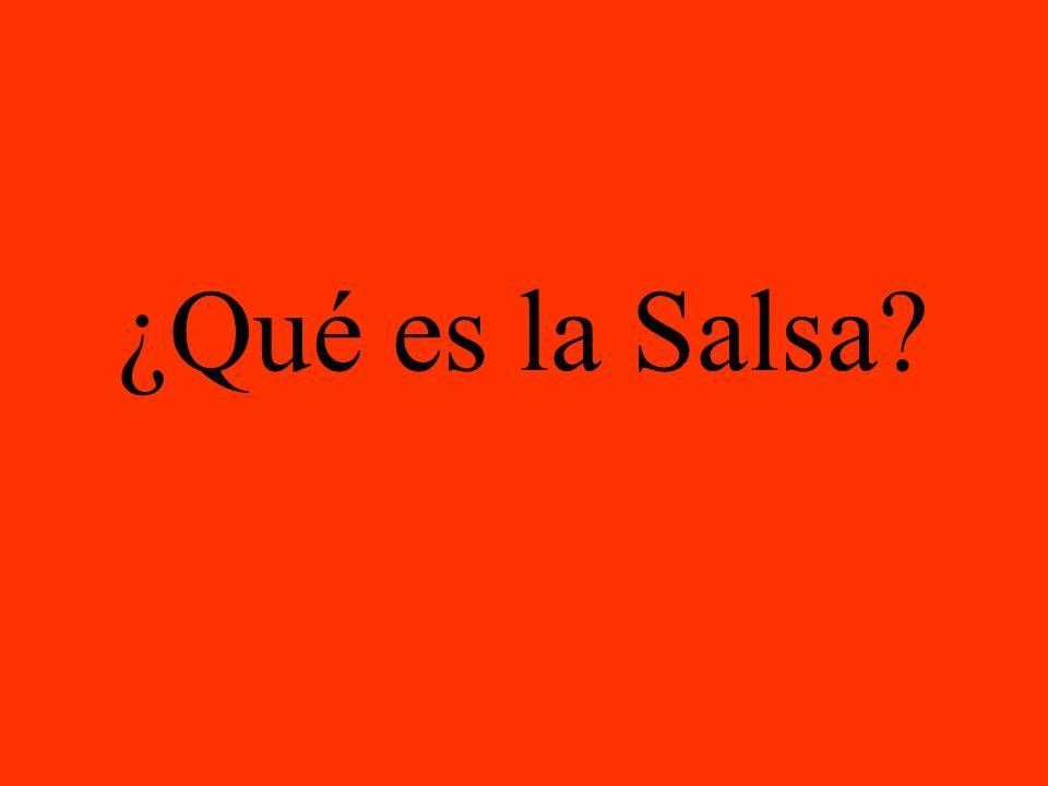 ¿Qué es la Salsa