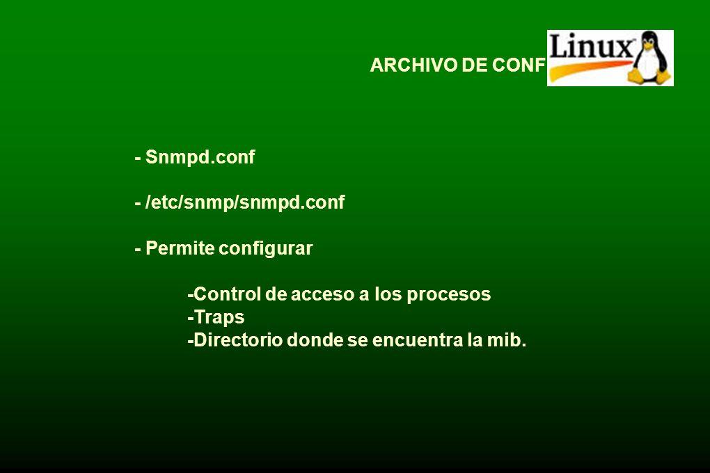 ARCHIVO DE CONFIGURACION