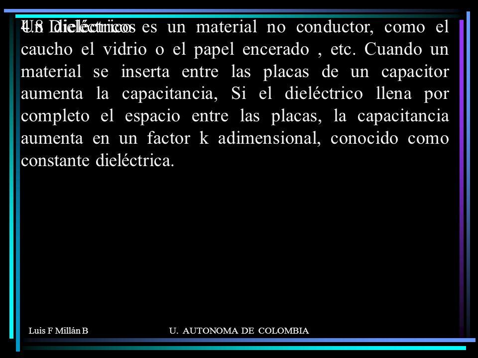 4.8 Dieléctricos