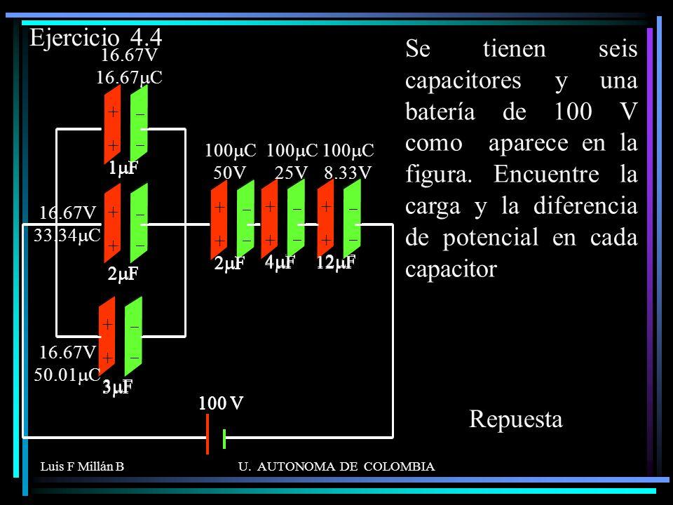 Ejercicio 4.4
