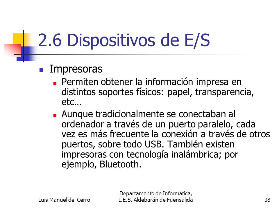 Departamento de Informática, I.E.S. Aldebarán de Fuensalida