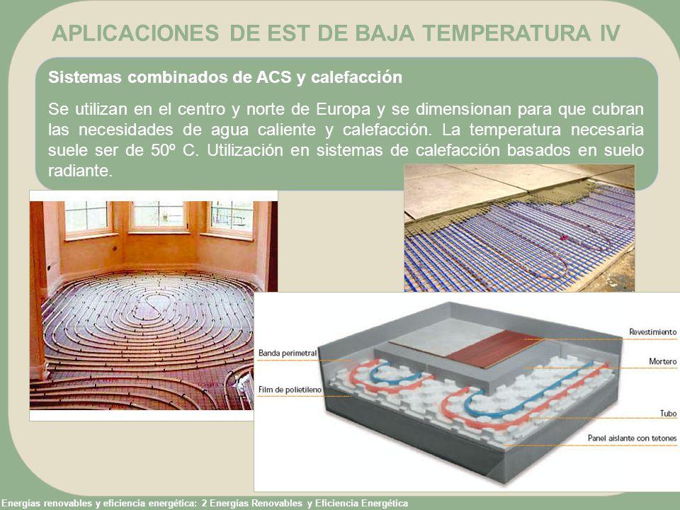 APLICACIONES DE EST DE BAJA TEMPERATURA IV