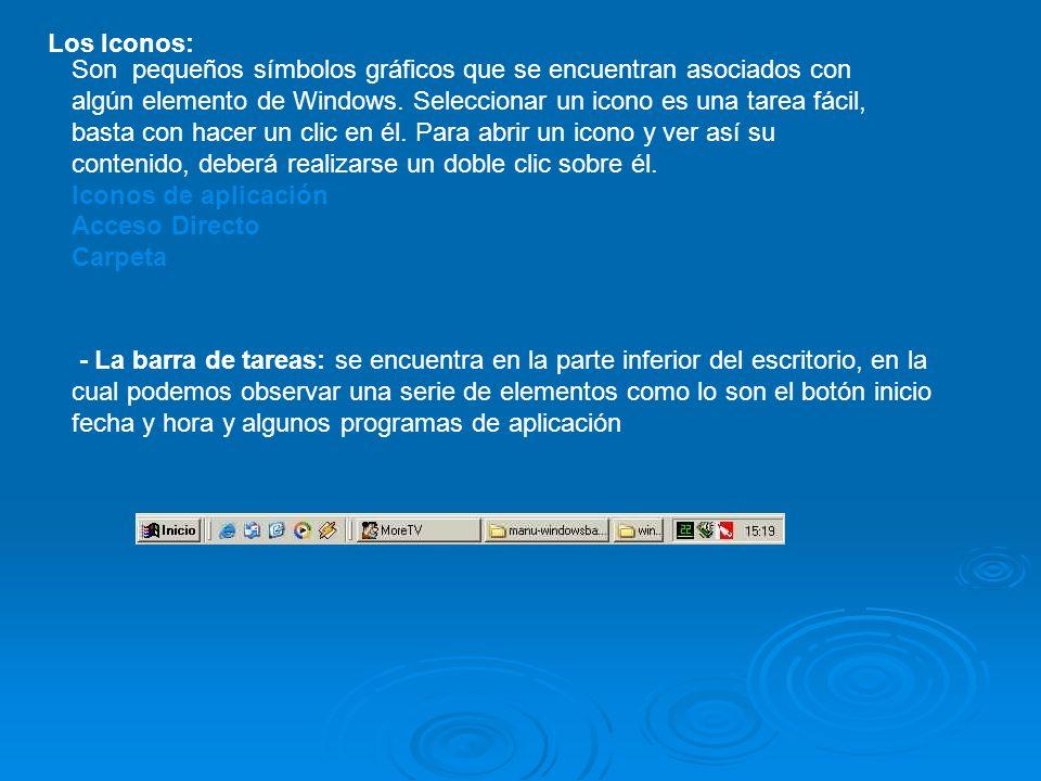 Los Iconos: