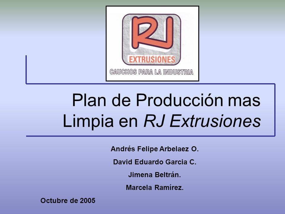 Plan de Producción mas Limpia en RJ Extrusiones