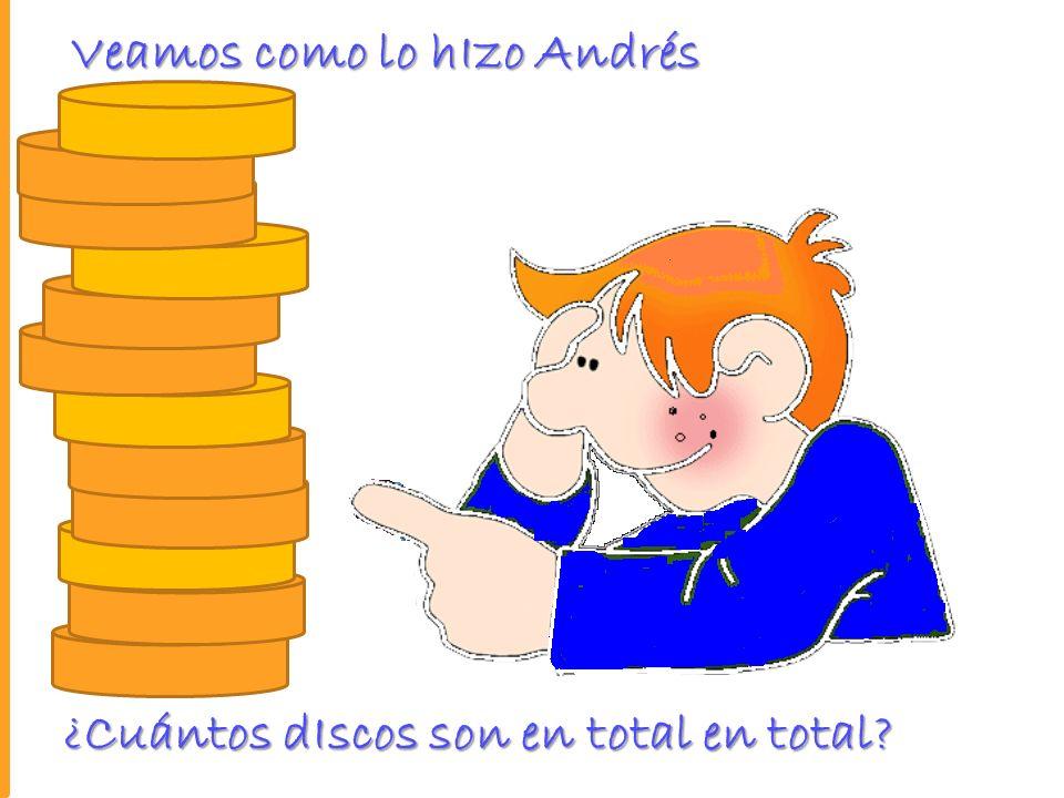 Veamos como lo hIzo Andrés
