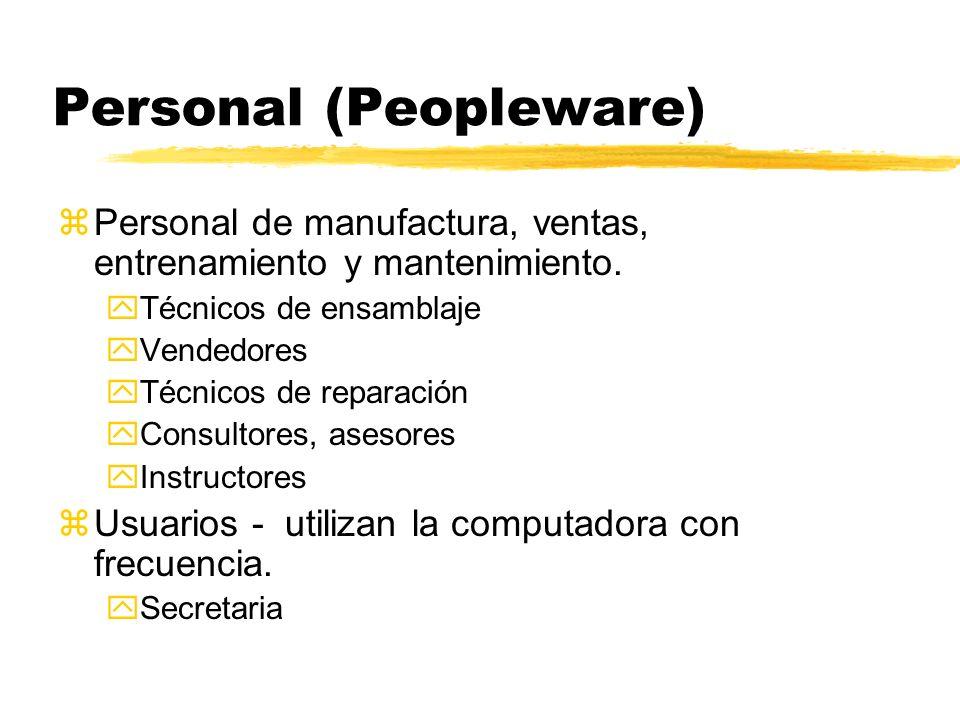 Personal (Peopleware)