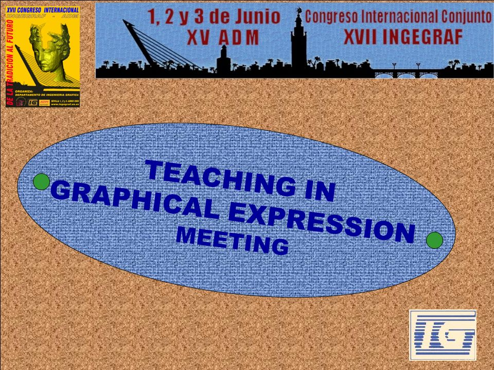 TEACHING IN GRAPHICAL EXPRESSION