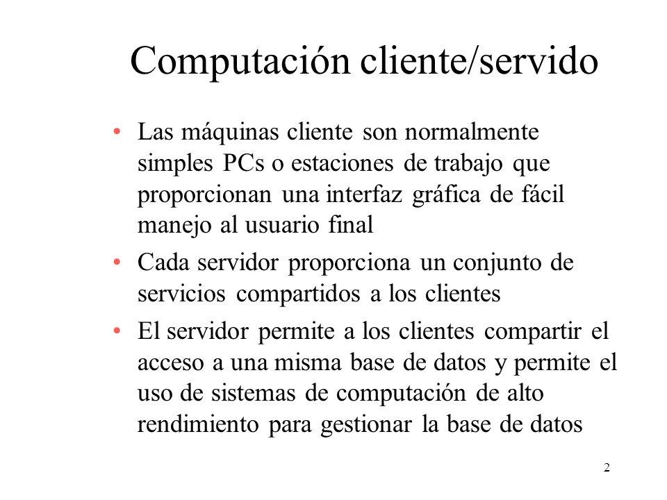 Computación cliente/servido