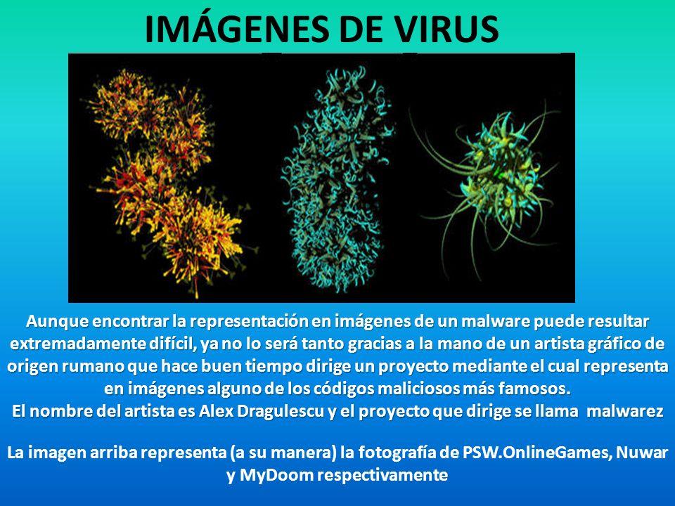 IMÁGENES DE VIRUS