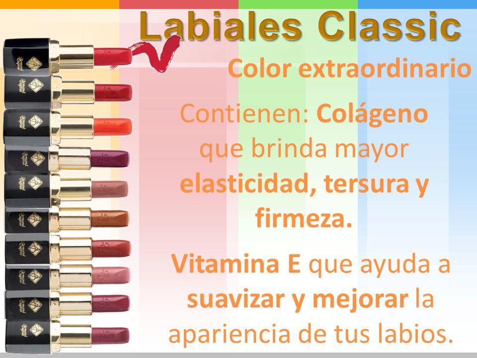 Labiales Classic Color extraordinario