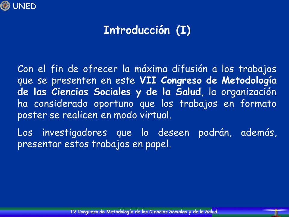 UNED Introducción (I)