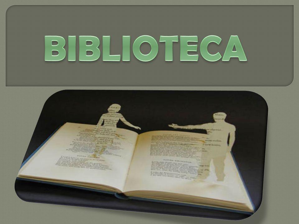 BIBLIOTECA .
