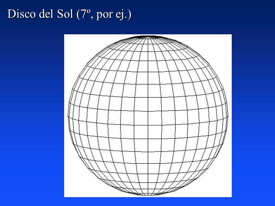 Disco del Sol (7º, por ej.)
