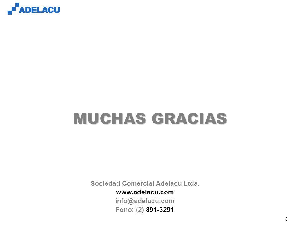 Sociedad Comercial Adelacu Ltda.