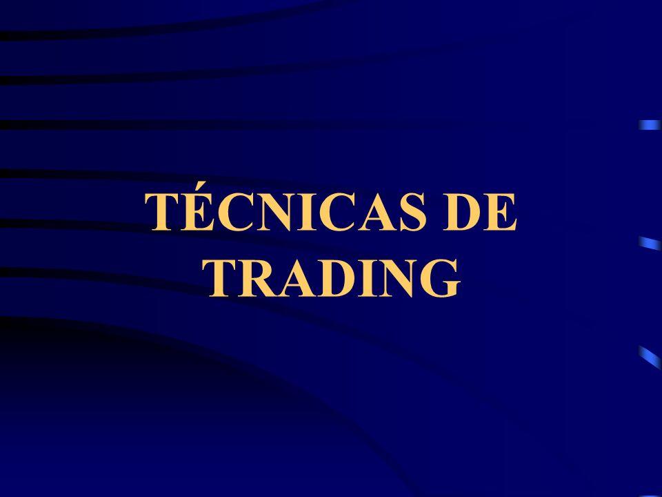 TÉCNICAS DE TRADING