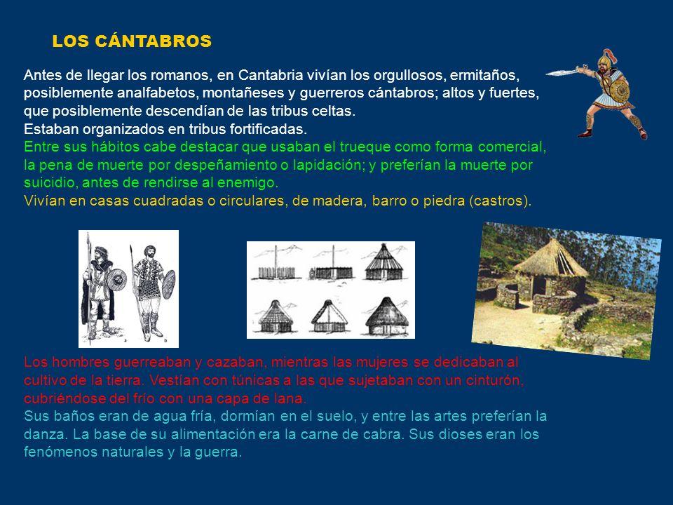 LOS CÁNTABROS