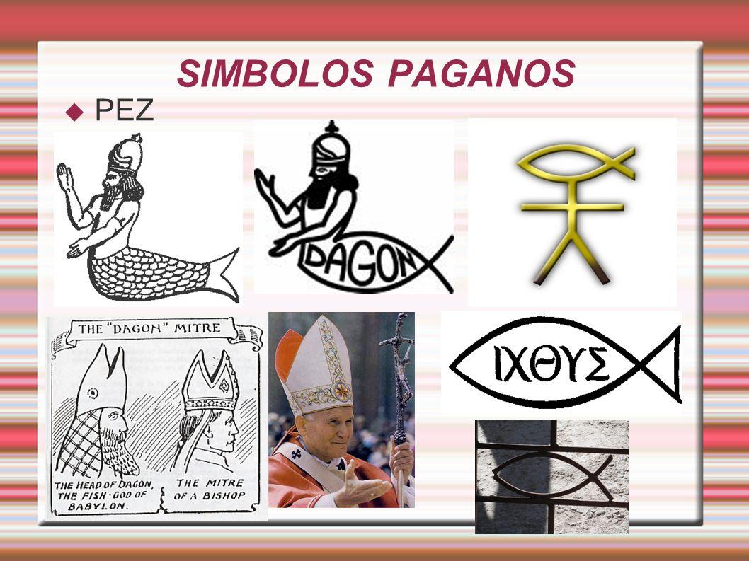 SIMBOLOS PAGANOS PEZ