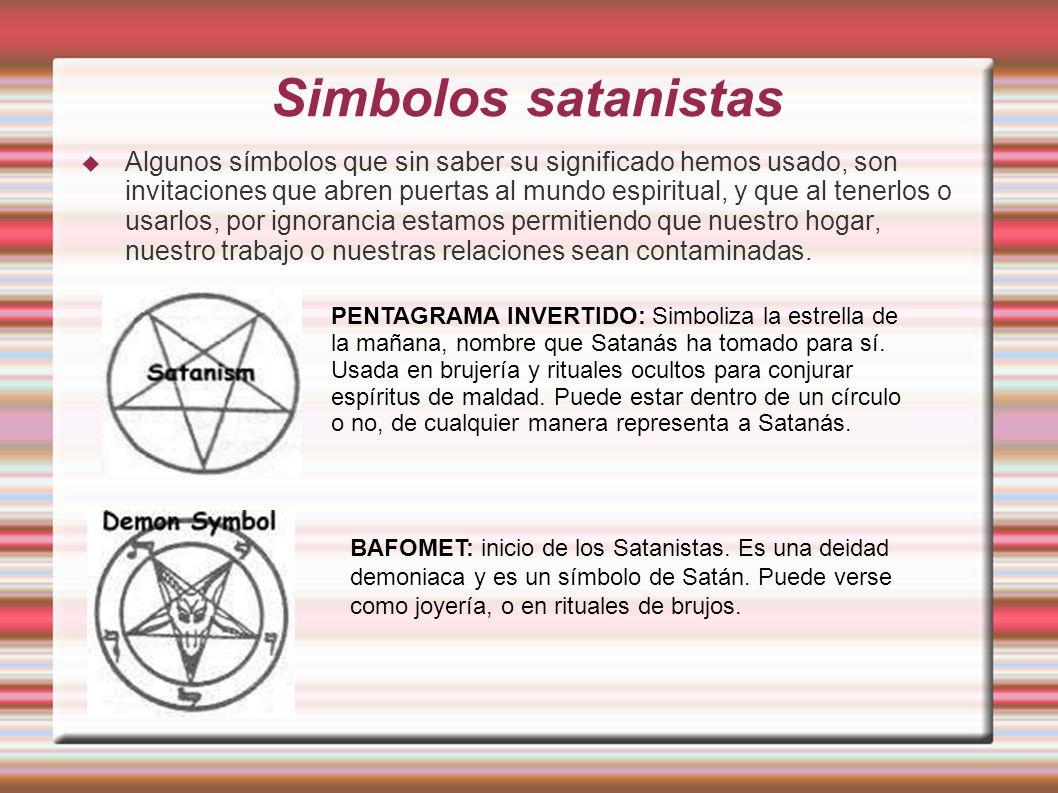 Simbolos satanistas
