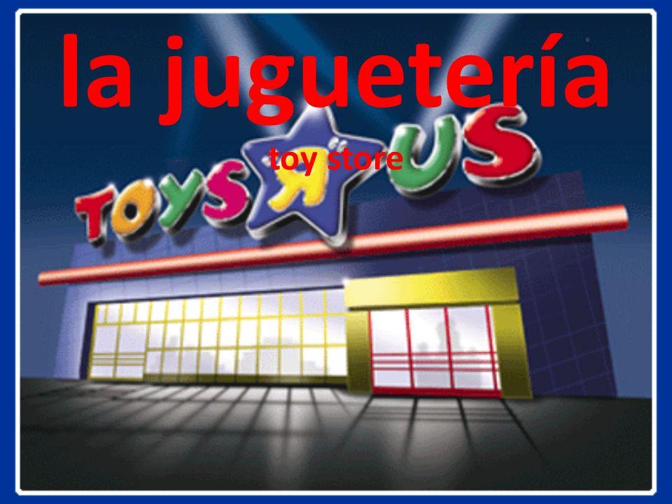 la juguetería toy store