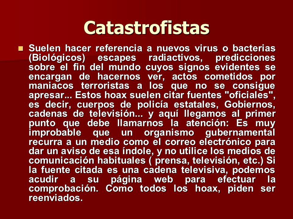 Catastrofistas