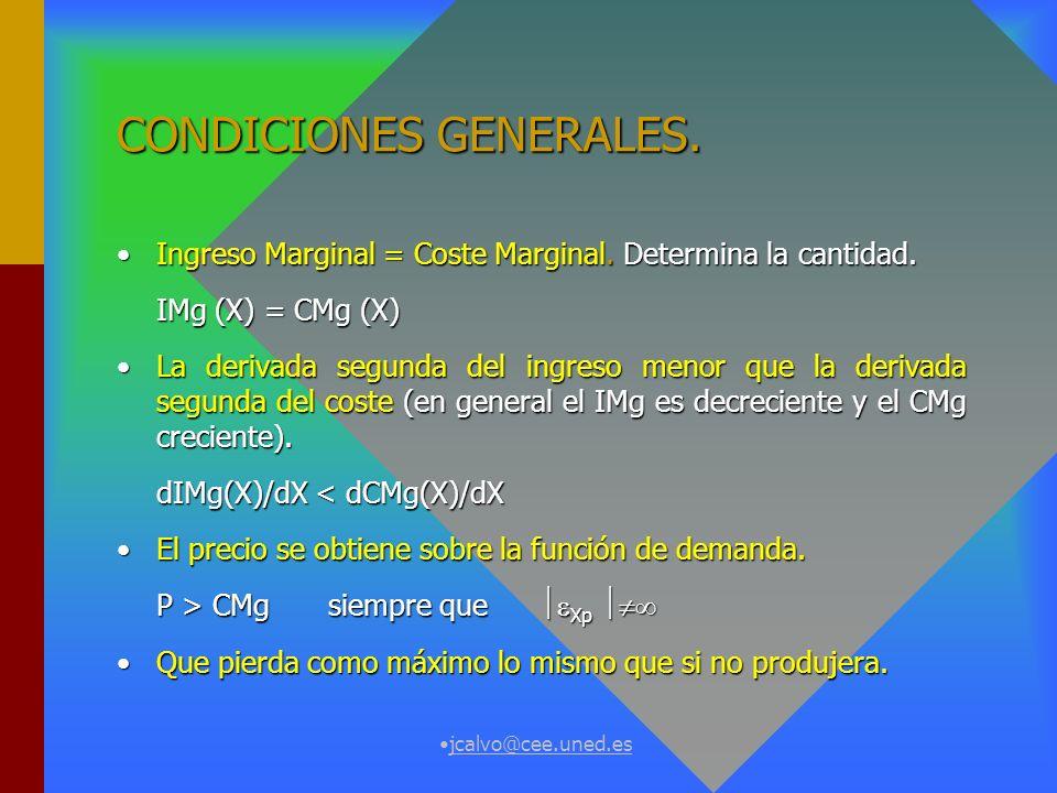 CONDICIONES GENERALES.