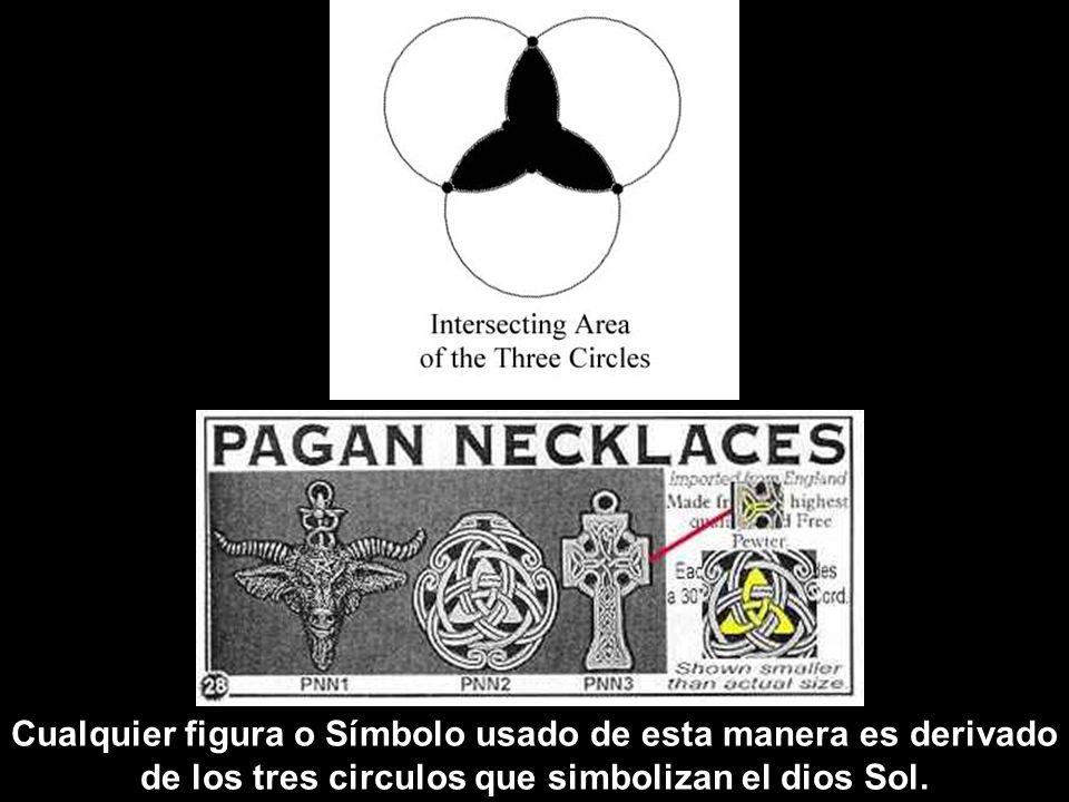 Cualquier figura o Símbolo usado de esta manera es derivado