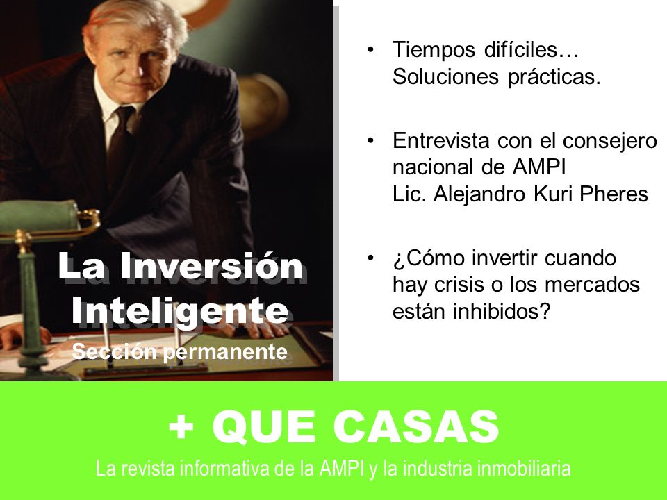 La Inversión Inteligente